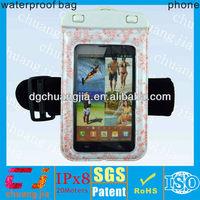 Top quality tpu soft plastic waterproof phone case