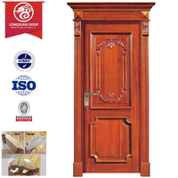 Design and Transfom Your House Doors, High Quality Flat Teak Wood Main Door Designs with 100% Solid Wood
