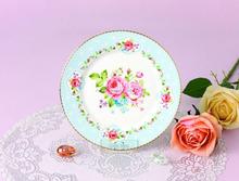 Wholesale ceramic plate cheap bulk porcelain dinner plates for wedding