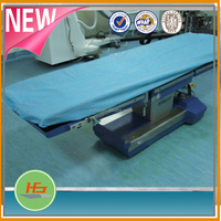 wholesale disposable hospital waterproof bed cover fitted sheet