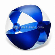 clear pvc inflatable beach ball inflatable big beach ball for children toys