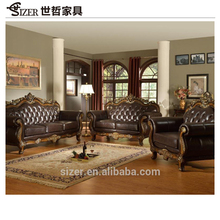 Buy Direct From China Wholesale china leather sofa furniture