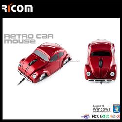 beetle car mouse,Car VW Beetle Car Mouse,beetle car shaped mouse--MO7003V--Shenzhen Ricom