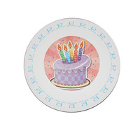 Customized Made Party Plates And Cups