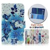 Butterfly wallet phone case for k-touch U705,drawing wallet phone cover for k-touch U705