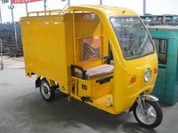 48v 650w delivery electric tricycles