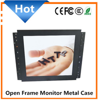 ATM/Kiosk/POS Touch Screen Monitor Open Frame 15 inch TFT LCD 4:3