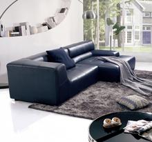 Modern Fashion Sofa Design Corner L Shape Chinioti Sofa Bright Colored Leather Sofa Set
