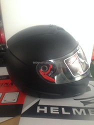 BLACK TN0700B FULLE FACE HELMET WITH VISOR motorcycle helmet