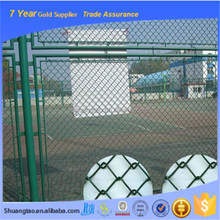 Useful portable used chain link fence for sale, wire mesh fence, fence post