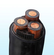2015 Sinyu Heat resistant fireproof and preservative 300 sq mm power cable