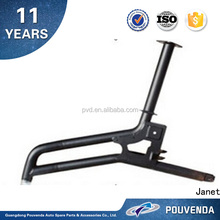 Spare tire mounting bracket For Jeep Wrangler JK 07+ Spare tire rack Auto parts Car accessories From Pouvenda