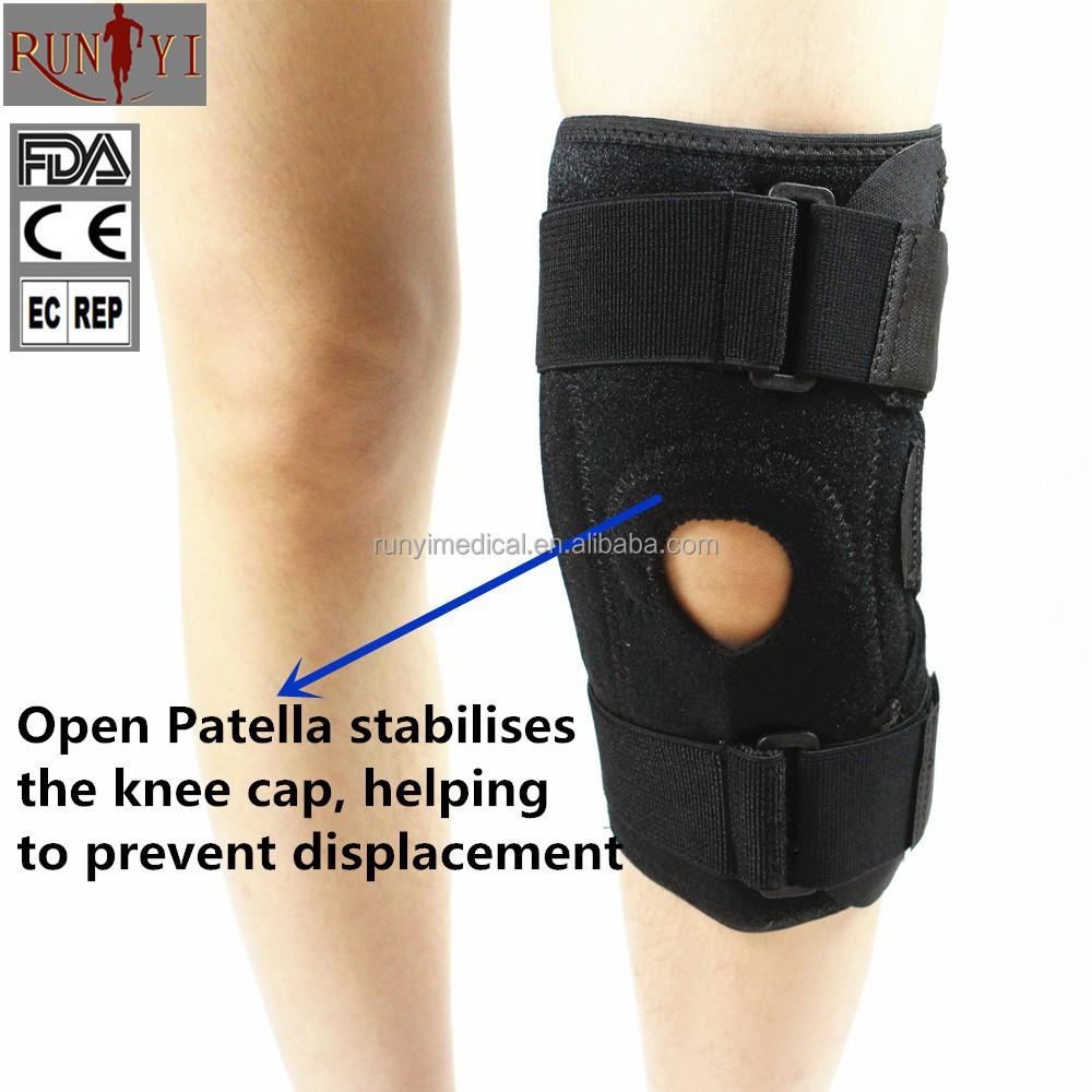 Medical Stabilizing Knee Patella Support Brace - Buy Knee ...