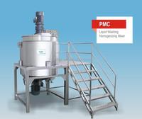 500L Single tank liquid soap making machine, price of soap making machine