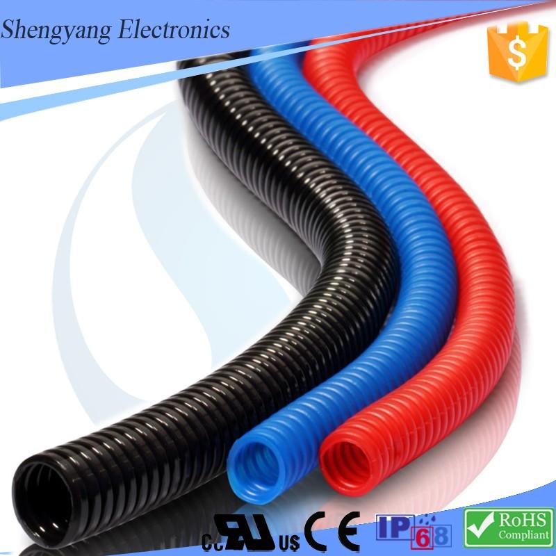 source flexible corrugated epdm rubber hose on m