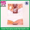 Optional material zipper nylon bag