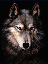 PET/PP lenticular wolf 3d picture