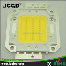120lm/w Epistar 30w LED Integrate Chip Copper Substrate with CE &RoHS 3 years warranty
