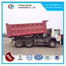 HOWO 6X4 dump tipper truck with 10 wheels for sale