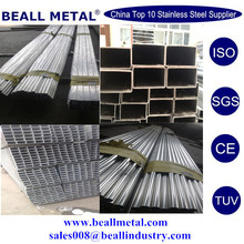 best quality SS304 SS304L SS316 hollow sections manufacturer