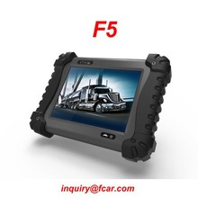 FCAR F5-D car diagnostic tools for Heavy duty truck repair diagnosis, F5 G SCAN TOOL, Bosch, Siemens, CAT, DENSO, etc