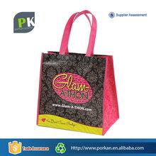 PP Nonwoven Folding Shopper Custom Bag