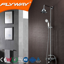 China 2014 classical bathroom massage showers system upc bathroom shower