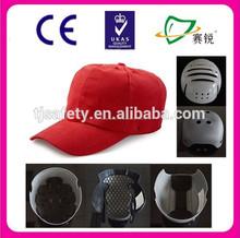 de alta calidad de golpe la tapa con ventilación bump cap aprobado por la ce