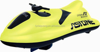 Inflatable Ride-On Boat for Jet Ski