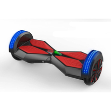 8 inch wheel self balancing scooter, balance scooter, balance scooter segswayses with led light and bluetooth to play music