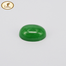 Single Design First Quality Oval Cut Flat Back Glass Gemstone Bead for Sale