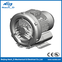 High technology Air Lift Side Channel Vacuum Pump Ring Blower