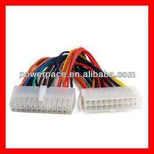 ATX 20 Pin Female to 24 Pin Male Wire Harnesses