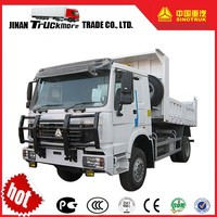 SINOTRUK HOWO 4x4 6 Wheel Drive Diesel Truck