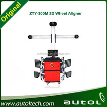zty-300 3d laser aligner super quality new coming zty-300m wheel alignment laser,laser alignment car