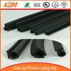 good quality black aluminium sliding window rubber strip