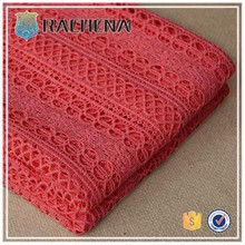 lace fabric for garment materials/embroidery lace fabric/polyester lace fabric