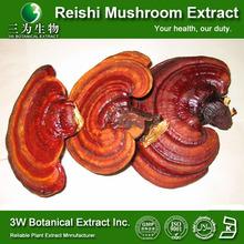 Reishi Mushroom Extract Triterpene Powder (Halal&Kosher)