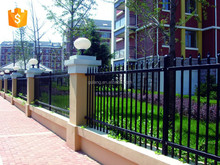 Alibaba steel or aluminum used fencing (trade assurance supplier)
