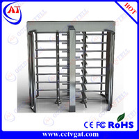 Full height pedestrian turnstile&electronic turnstile barrier with access control system