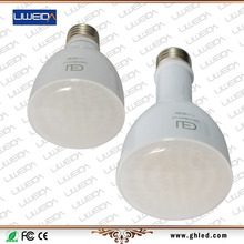 New product high brightness 4w rechargeable emergency light bulb