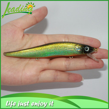 Minnow de del el cebo de para la pesca artificial de pesc artificiales