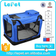Soft Portable Dog Carrier/Pet Travel Bag/collapsible pet carrier