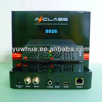 AZCLASS S926 same functions as azfox s3s,azfox z3s,azbox bravissimo for south america