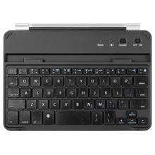 energy saving slimmest aluminum bluetooth arabic keyboard for ipad mini