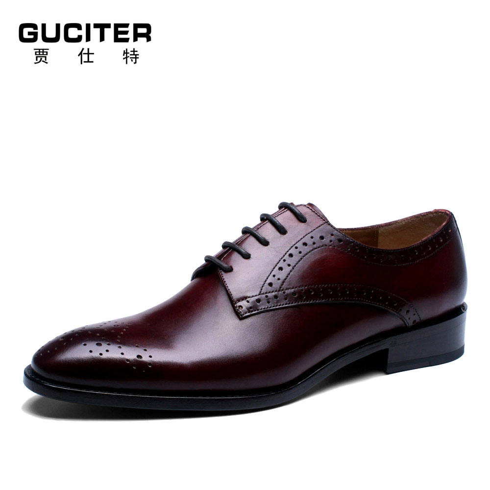 made to order mens shoes the color of the leather is
