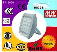 UL&DLC&ENEC&EMC&CE approval 90-480V/ SP-2026/ IP66/ cool white 3000 lumen solar outdoor LED flood light