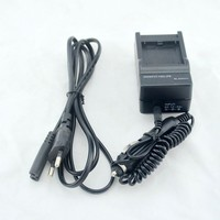 For GOPRO hero 3 + / 3 camera battery charger with car charger + charger EU regulation line gopro