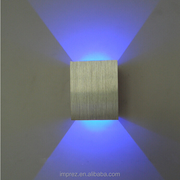 Up and down led wall light 1x3w wall led spot light recessed in 18260983851221825426g aloadofball Image collections