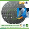 High demand products pp nonwoven fabric anti-slip raw material to manufacture slippers